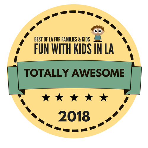 Fun with Kids in LA loves Best Bubble Parties